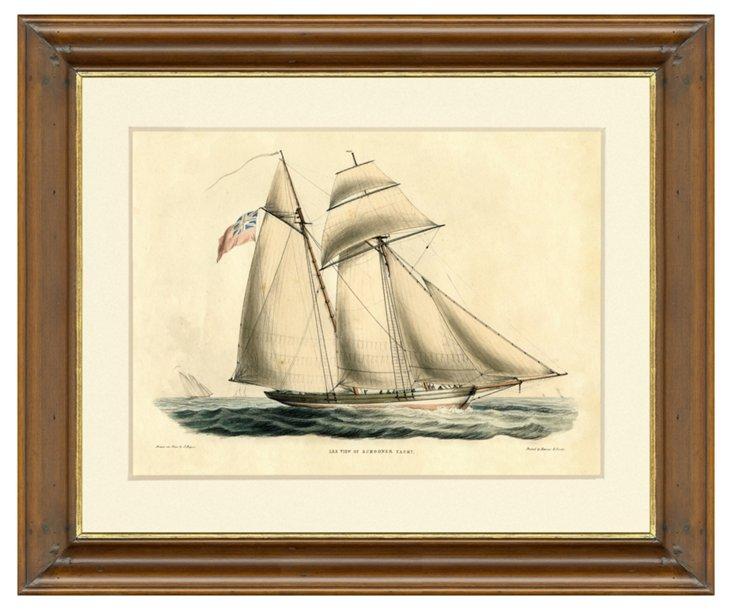 Ship Print II