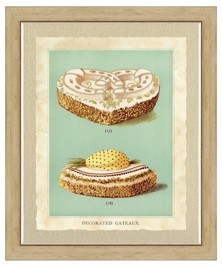 Dessert Print III