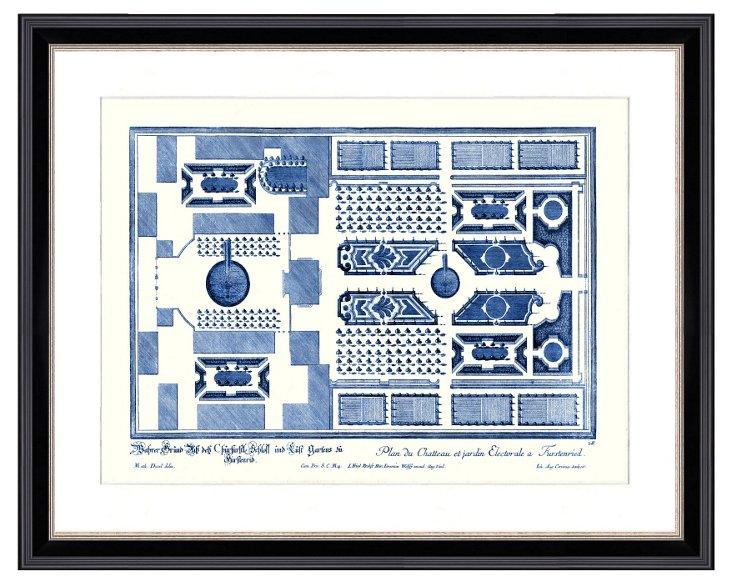 Architecture Blue Print I