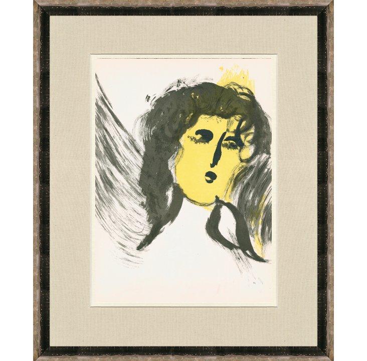Marc Chagall, Angel