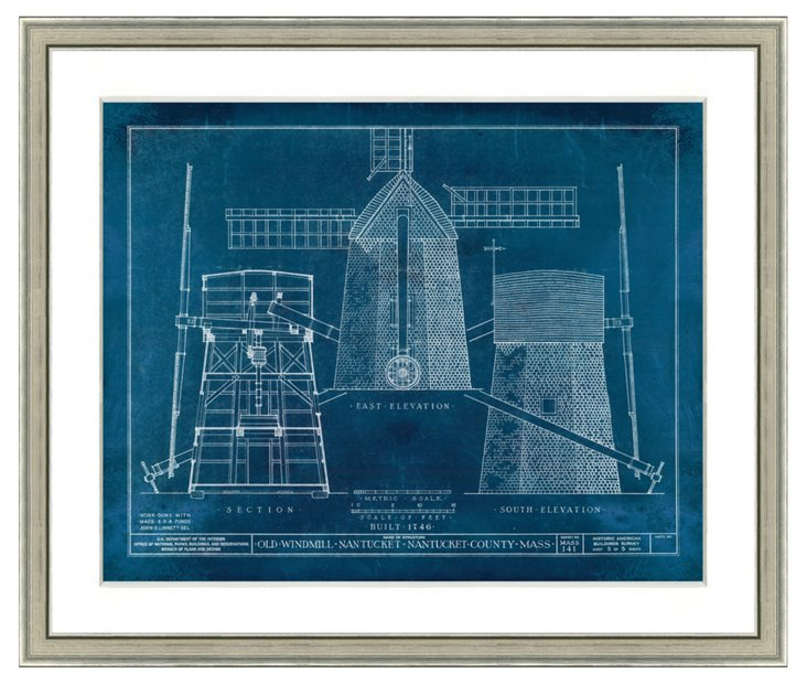 Windmill Blueprint III