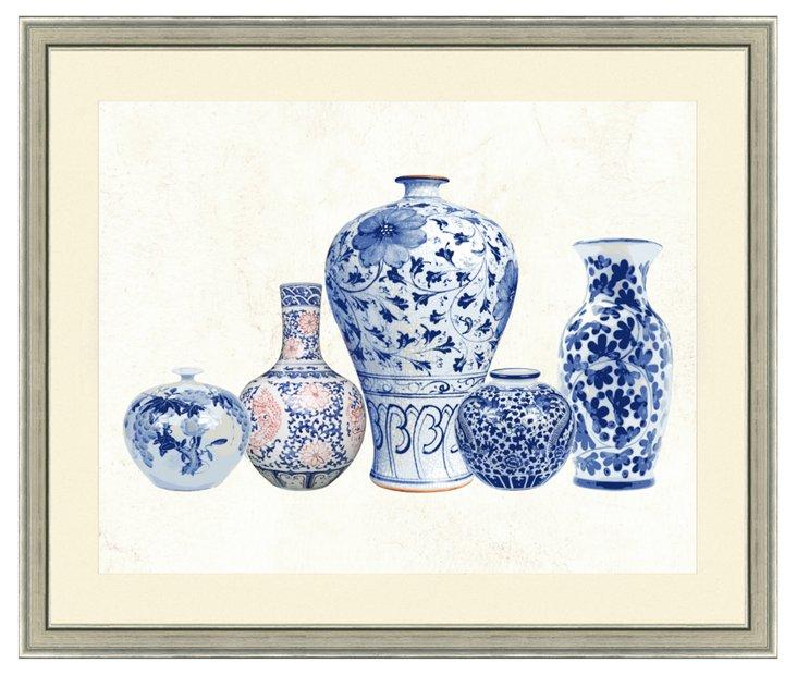 Vase Grouping Print
