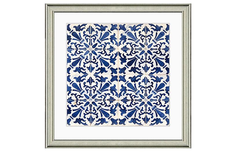 Havana Pattern Print I