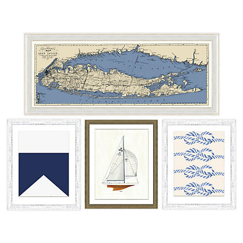 The New York Sailing Collection