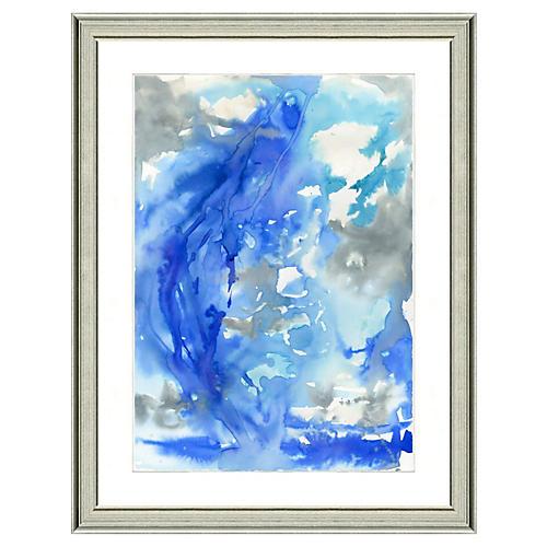 Watercolor Abstract Print I