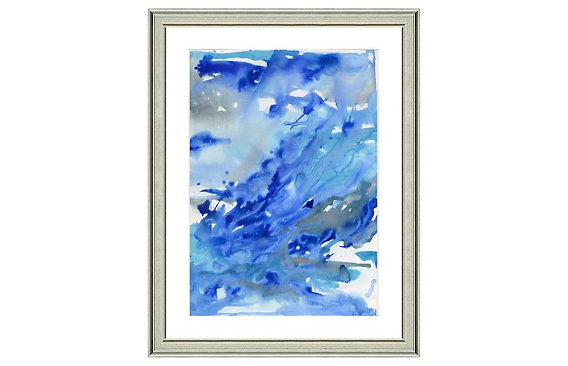 Watercolor Abstract Print III