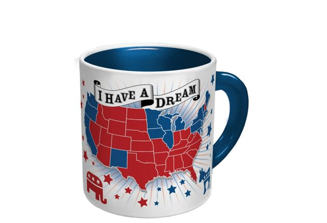 S/2 Democratic Dream Mugs