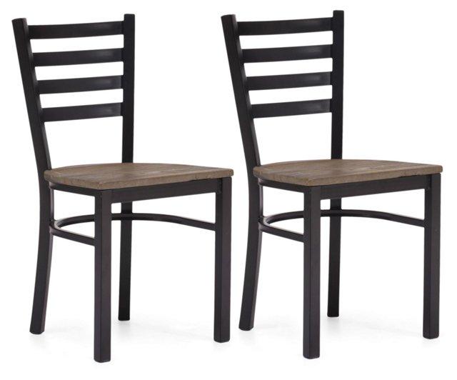 Mitchell Chair, Pair
