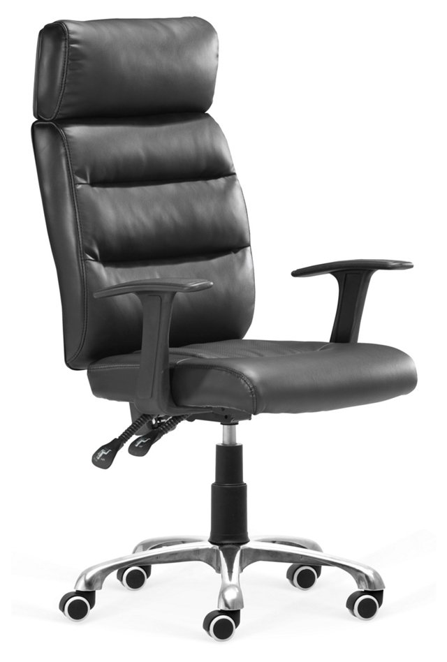 Lucas Office Chair, Black