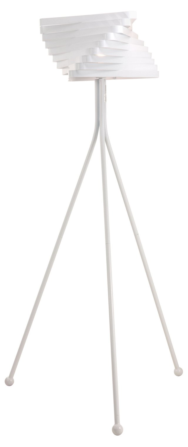 Sirius Floor Lamp, White