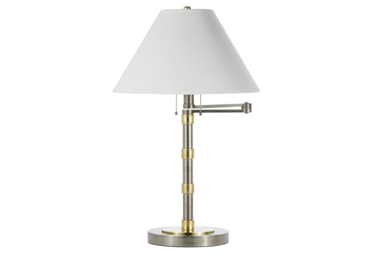 Saville Swing Arm Table Lamp
