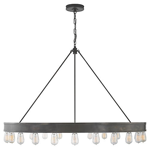 Roark 24-Light Chandelier