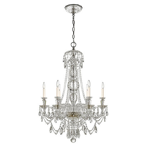 Daniela Medium One-Tier Chandelier