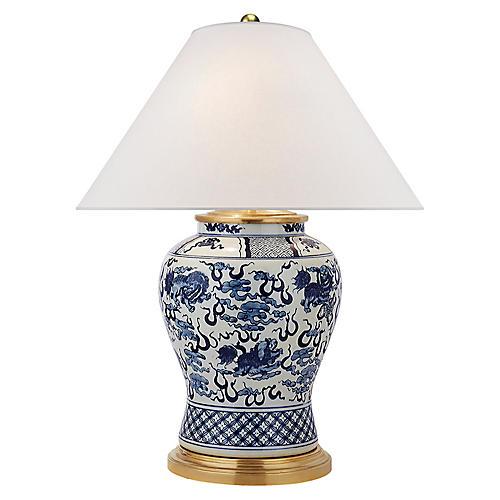 Foo Dog Table Lamp