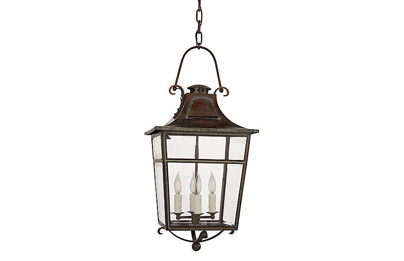 Carrington Outdoor Lantern