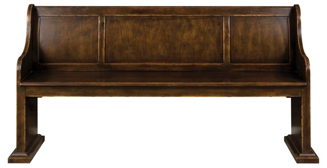 """Southwell 68"""" Manor Bench"""