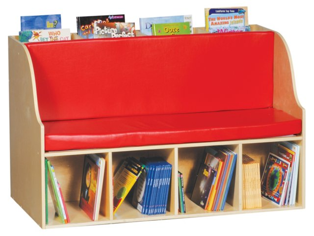 Tilly Book Browser Bench