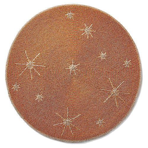 Star Beaded Place Mat
