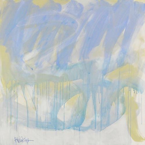 Blue Green Gray Wash, Robbie Kemper