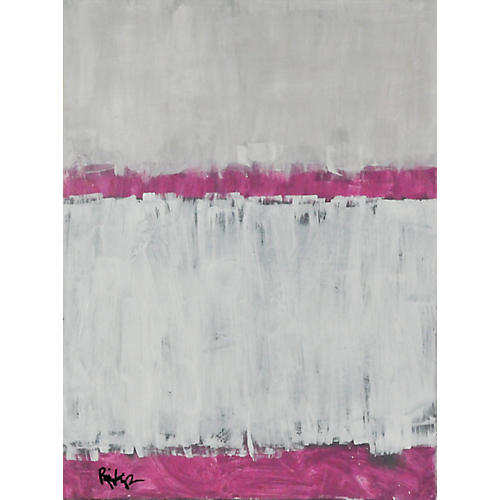 Two Grays on Magenta, Robbie Kemper