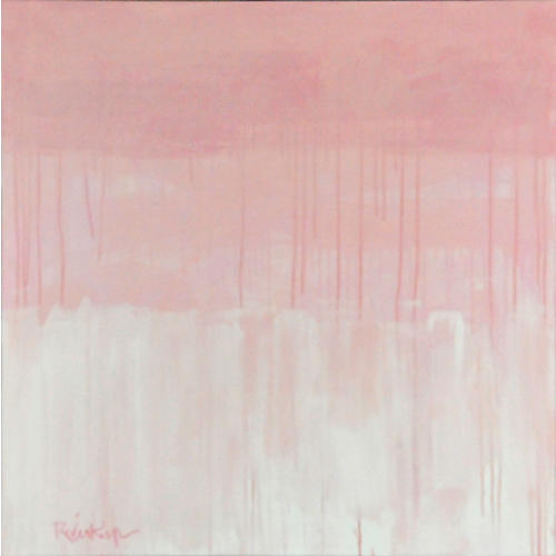 Robbie Kemper, Washed Layered Pinks