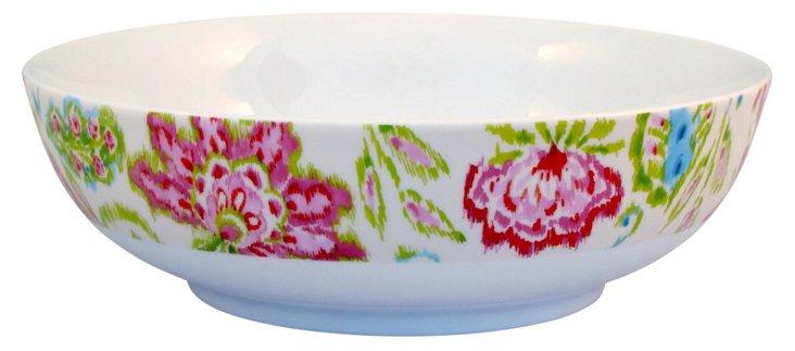 Porcelain Marrakech Serving Bowl