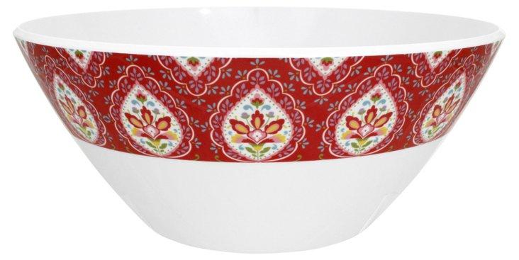 Melamine Dena Morocco Serving Bowl