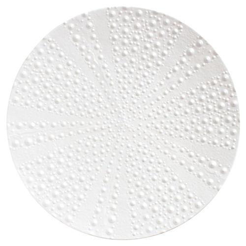 Marcos Melamine Serving Platter, White