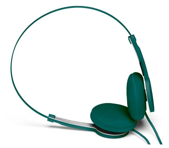 Tanto Headphones, Teal