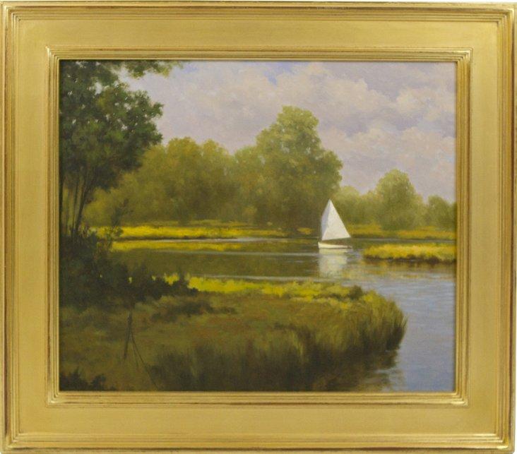 Harley Bartlett Oil Painting II