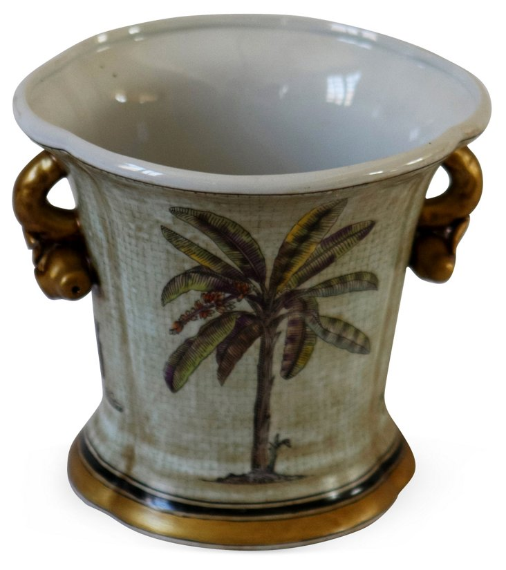 Colonial-Style Vase