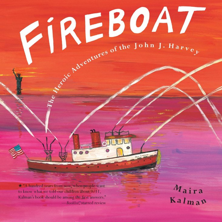 Fireboat: The John J. Harvey