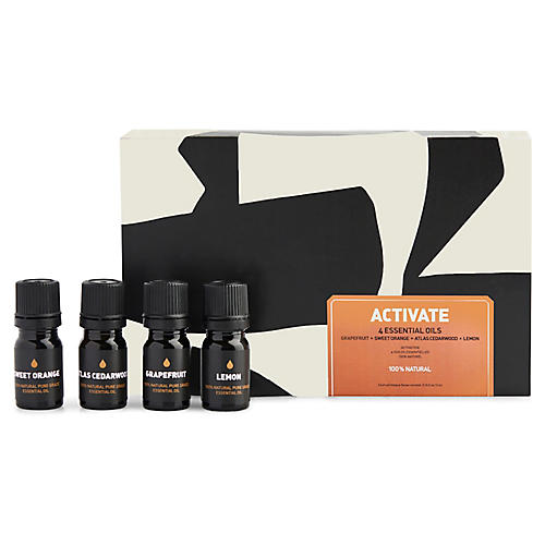 Activate Essential Oils Set