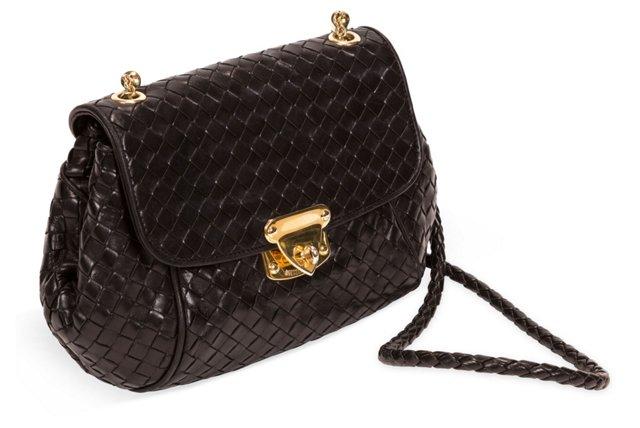 Bottega Veneta Woven Leather Purse