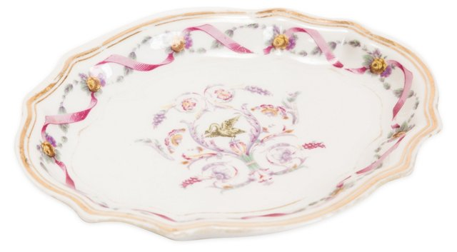 Richard Ginori Rapallo Soap Dish