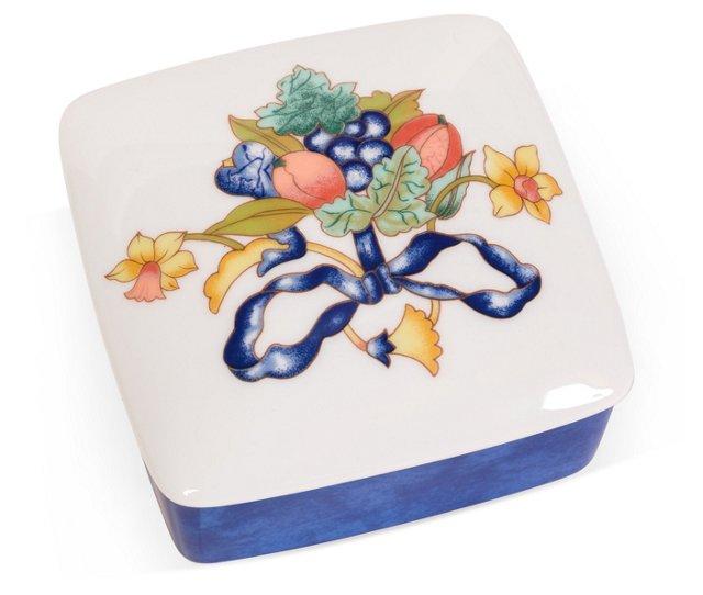 Limoges Borghese Vanity Box