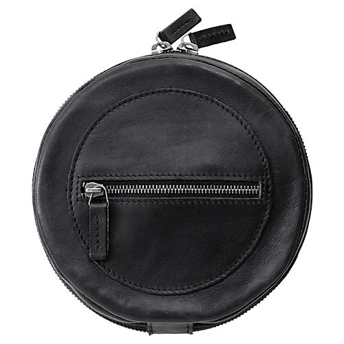 Dixie Jewelry Case, Black