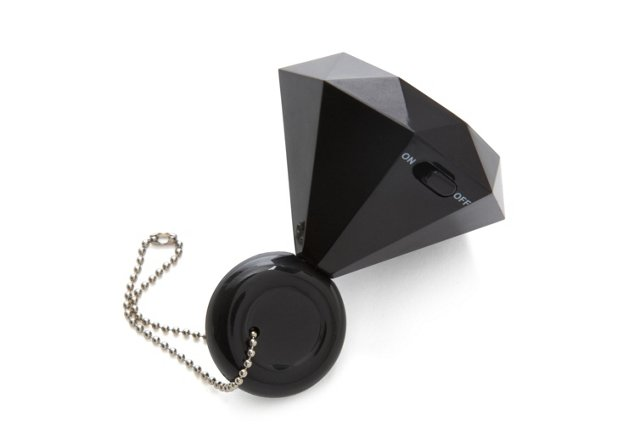 Diamond MP3 Speaker, Black