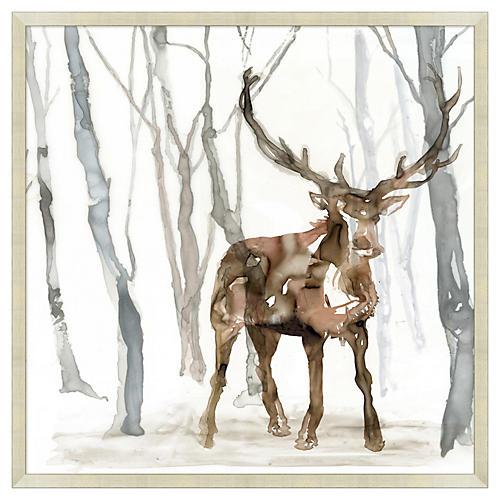 Elk in Monongahela