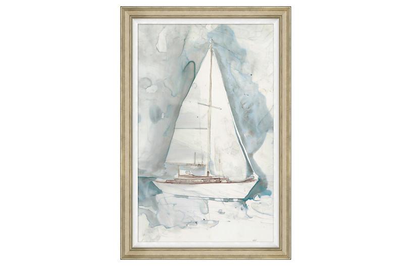 Whitewashed Yacht I