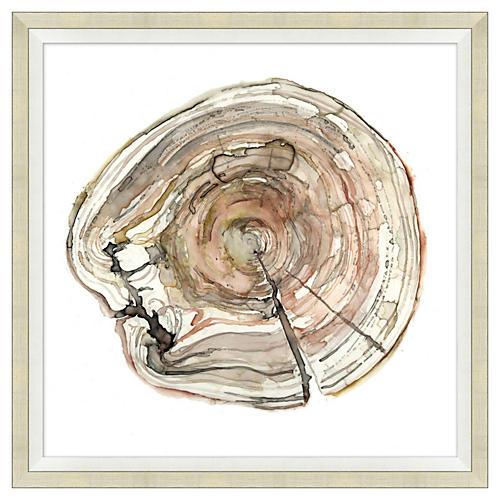 Watercolor Ring III