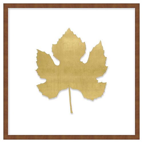 Gold Leaf 2, Shadowbox