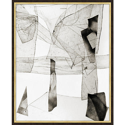 Batholith Monoprint 6, Thom Filicia