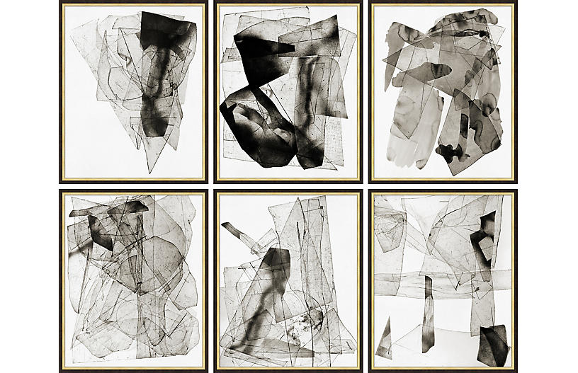 Thom Filicia, Batholith Monoprint Series 1