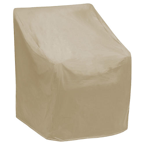 Patio Chair Cover, Tan