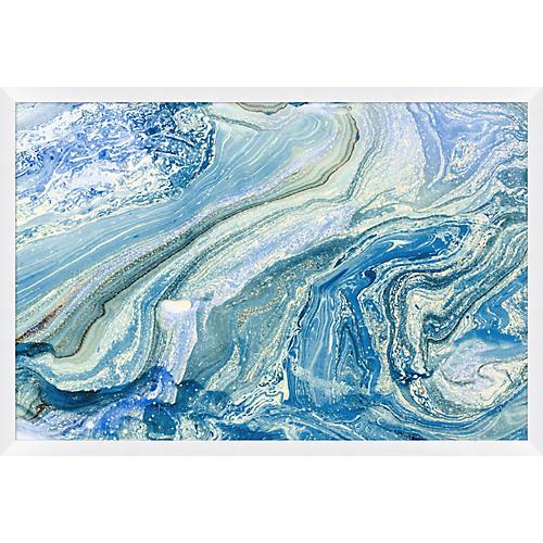 , Blue Agate 1