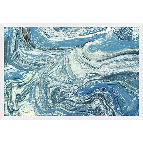 , Blue Agate 2