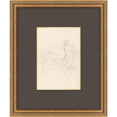 Classical Figure Study