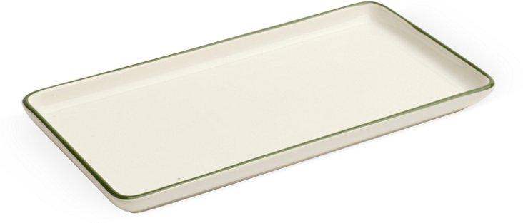 Gollhammer Rectangular Platter, Large