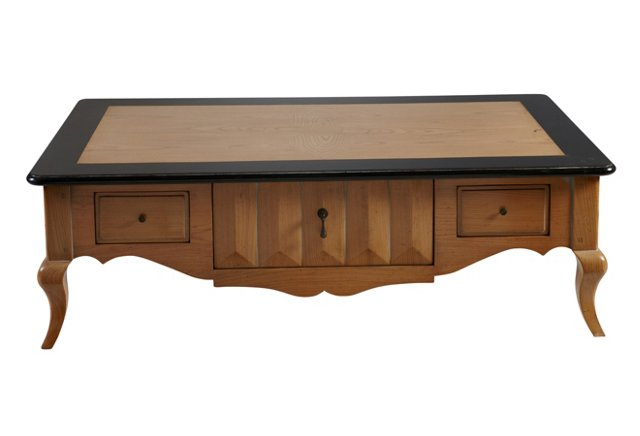 Pompadour Coffee Table
